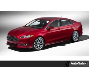 2014 Ford Fusion SE 4dr Car