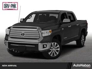 2015 Toyota Tundra 4WD Truck LTD Crew Cab Pickup
