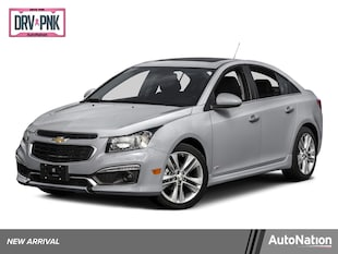 2016 Chevrolet Cruze Limited LT 4dr Car