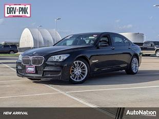 2013 BMW 7 Series 750Li 4dr Car