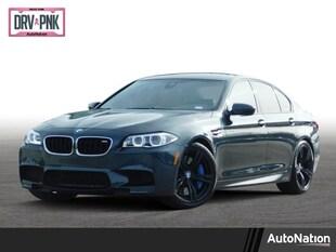 2016 BMW M5 4dr Car