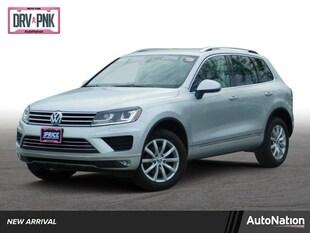 2015 Volkswagen Touareg Sport w/Technology Sport Utility