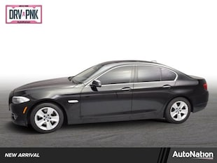 2013 BMW 5 Series 528i 4dr Car