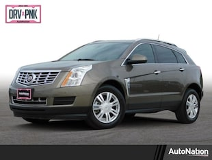 2016 CADILLAC SRX Luxury Collection Sport Utility