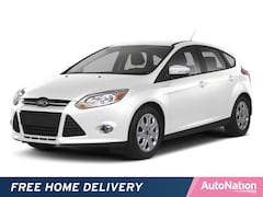 2013 Ford Focus SE 4dr Car
