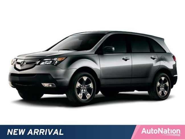 used 2008 acura mdx for sale in houston stock 8h500645