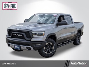 2020 Ram 1500 Rebel Crew Cab Pickup