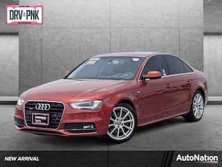 Used 2015 Audi A4 Premium Plus 4dr Car