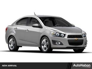 2013 Chevrolet Sonic LS 4dr Car