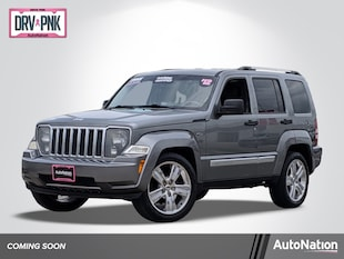 2012 Jeep Liberty Limited Jet Sport Utility