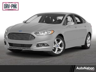 2014 Ford Fusion SE 4dr Car