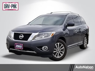 2014 Nissan Pathfinder SL Sport Utility