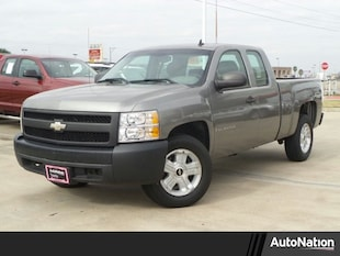 2007 Chevrolet Silverado 1500 Work Truck Extended Cab Pickup