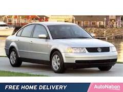 2001 Volkswagen Passat GLS 4dr Car