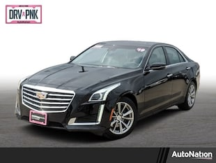 2019 CADILLAC CTS Sedan Luxury RWD 4dr Car