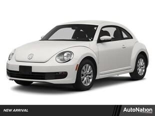 2013 Volkswagen Beetle Coupe 2.5L 2dr Car