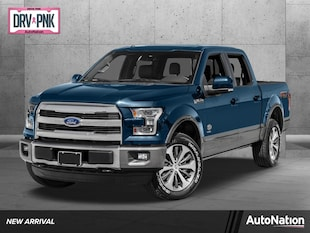 2015 Ford F-150 King Ranch Crew Cab Pickup