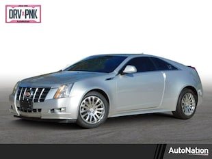 2014 CADILLAC CTS Coupe Performance 2dr Car