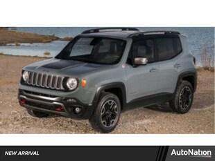 2015 Jeep Renegade Trailhawk Sport Utility