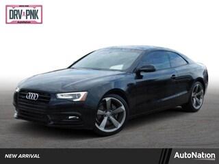 Used 2014 Audi A5 Premium Plus 2dr Car