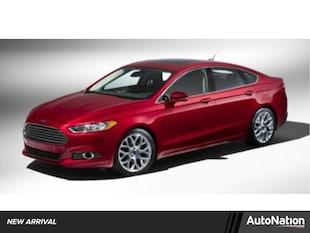 2014 Ford Fusion Titanium 4dr Car