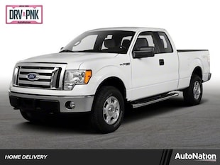 2010 Ford F-150 XLT Extended Cab Pickup
