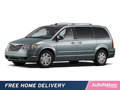 2009 Chrysler Town & Country LX Mini-van Passenger