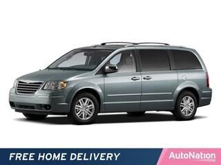 2009 Chrysler Town & Country LX Mini-van Passenger