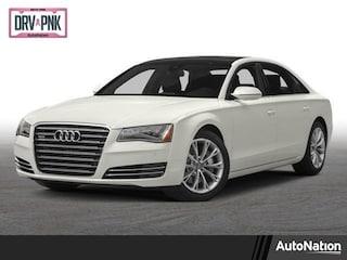 Used 2013 Audi A8 L 4.0L 4dr Car