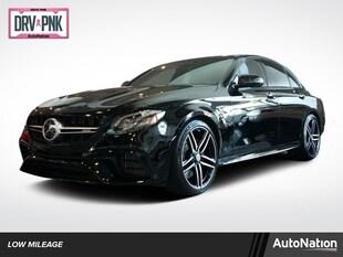 2019 Mercedes-Benz E-Class AMG E 63 S 4dr Car