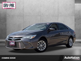 2016 Toyota Camry LE 4dr Car