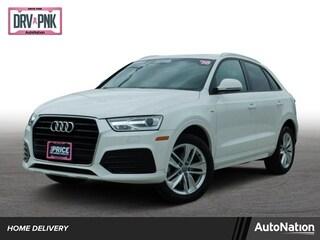 Used 2018 Audi Q3 Premium Sport Utility