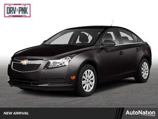 2013 Chevrolet Cruze LS 4dr Car