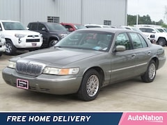 2001 Mercury Grand Marquis GS 4dr Car