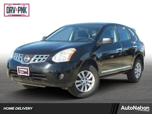 2013 Nissan Rogue S Sport Utility