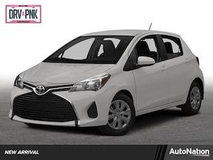 2015 Toyota Yaris L 4dr Car