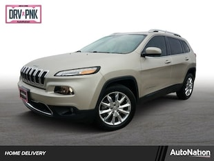 2015 Jeep Cherokee Limited Sport Utility