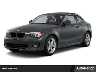 2012 BMW 1 Series 128i 2dr Car