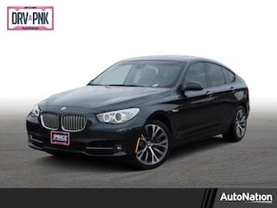 2011 BMW 5 Series Gran Turismo 550i 4dr Car