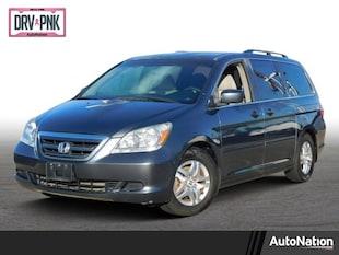 2006 Honda Odyssey EX Mini-van Passenger