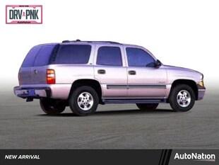 2003 Chevrolet Tahoe LS Sport Utility