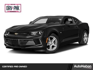 2016 Chevrolet Camaro 1LT 2dr Car