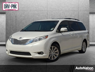 2014 Toyota Sienna Ltd Mini-van Passenger