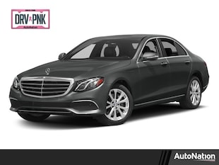 2017 Mercedes-Benz E-Class E 300 Luxury 4dr Car