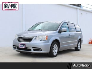 2013 Chrysler Town & Country Touring Mini-van Passenger