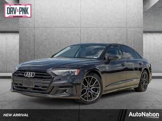 Used 2020 Audi A8 L 4dr Car