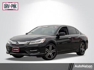 2017 Honda Accord Sedan Touring 4dr Car