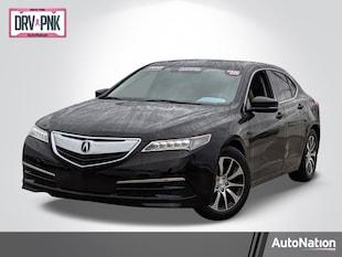 2015 Acura TLX Tech 4dr Car