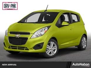 2014 Chevrolet Spark LS 4dr Car