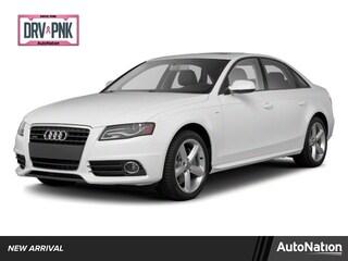 Used 2010 Audi A4 2.0T Premium  Plus 4dr Car